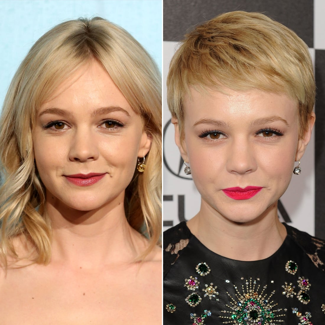 Carey Mulligan Do These Celebrities Look Better With Long Or Short Hair Popsugar Beauty Photo 24