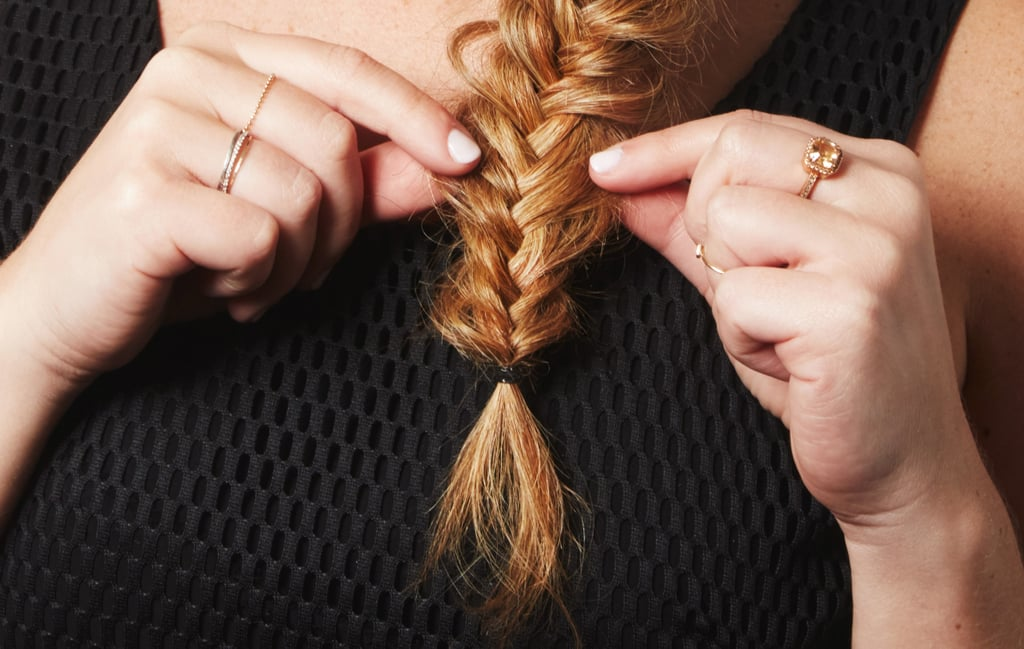 Hair elastics that have lost stretchiness