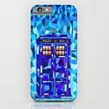 Cubic Art TARDIS case ($35)