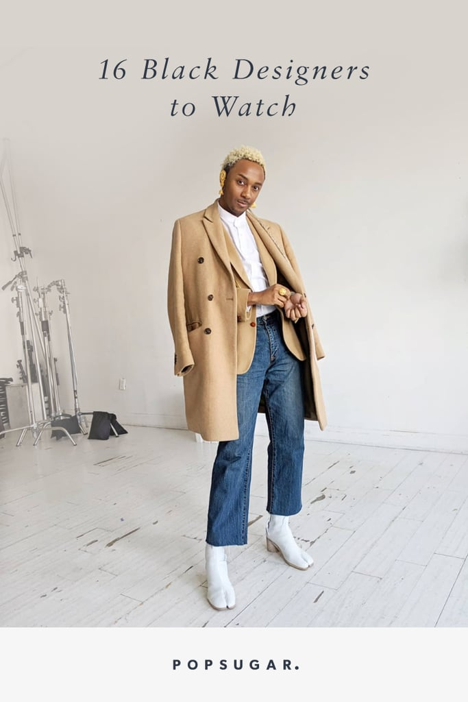 Black Fashion Designers 2019 Popsugar Fashion