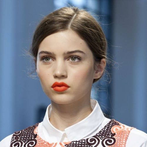 Beauty Trends Spring 2014 | Milan Fashion Week