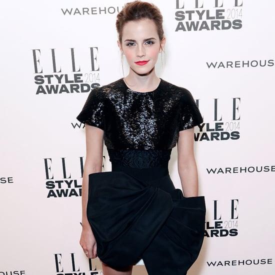 Emma Watson's Latest Dress Has Her in Knots!
