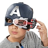 Captain America: Civil War Scope Vision Helmet