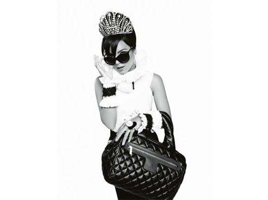 Lily Allen for Chanel Ad Campaign