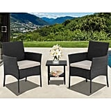 Patio Furniture Sets 3 Pieces Outdoor Bistro Set