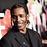 A$AP Rocky at the 2019 Diamond Ball