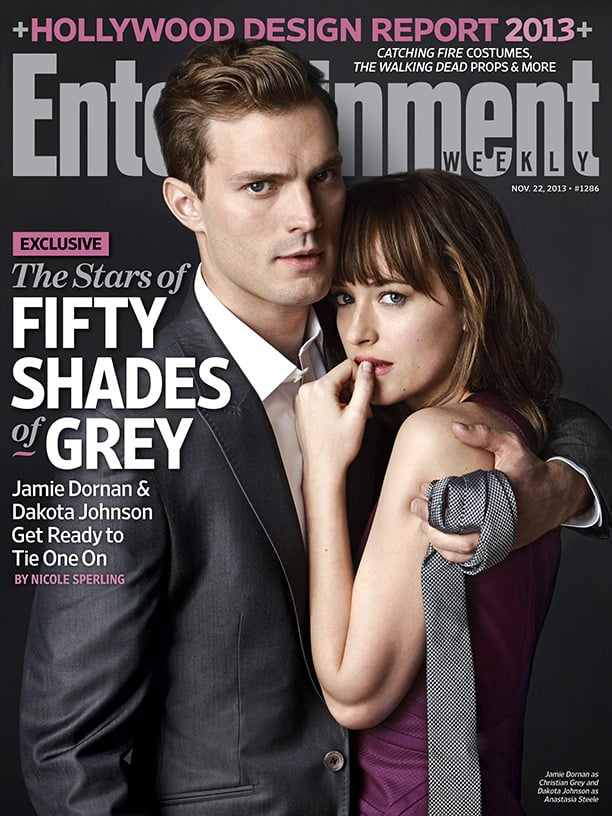 First Picture 50 Shades Of Grey Movie Stars Christian Grey