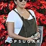 Eva Longoria After Pregnancy News December 2017