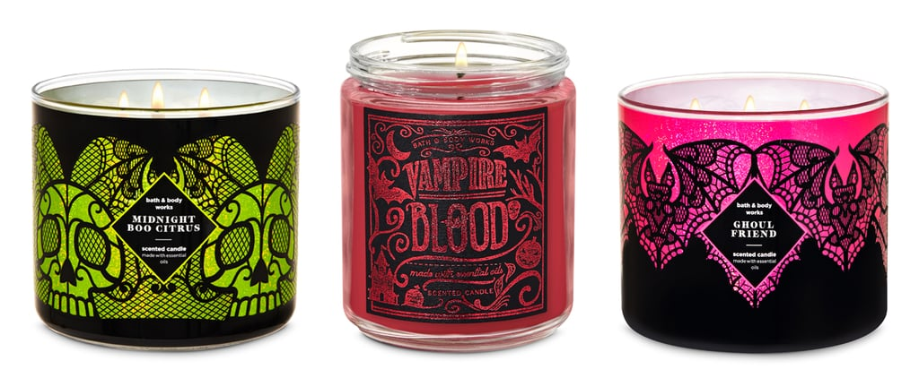 Bath & Body Works Halloween Collection 2020