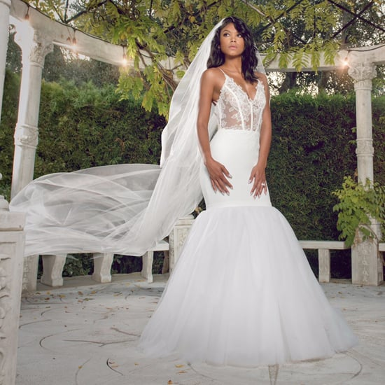 Eniko Parrish's Wedding Dress
