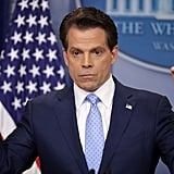 July 31, 2017: Anthony Scaramucci, White House Communications Director