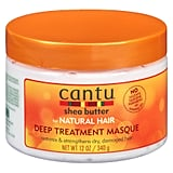 For Afro Hair Textures: Cantu Shea Butter Deep Treatment Hair Masque