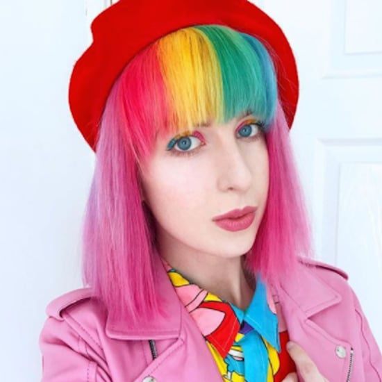 Rainbow Bangs Inspiration