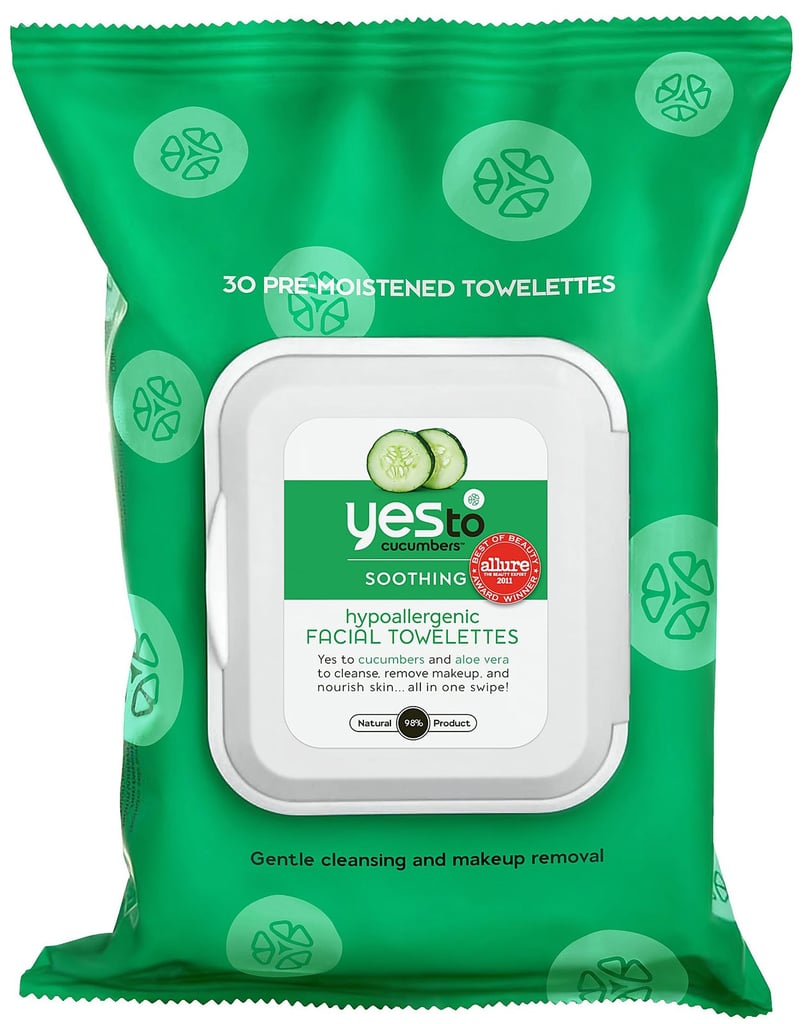 Yes to Cucumbers Soothing Facial Towelettes