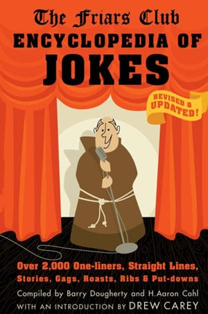 Book of the Day: The Friars Club Encyclopedia of Jokes