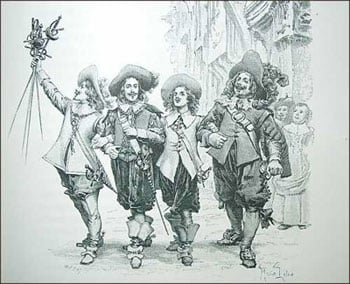 New Three Musketeers Movie in the Works