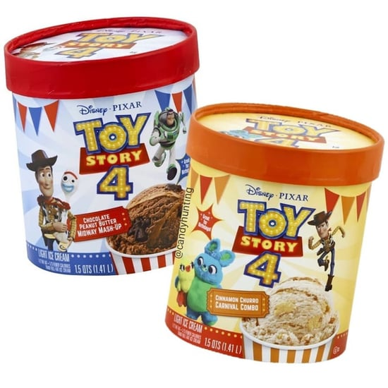 Edy's Toy Story 4 Ice Cream