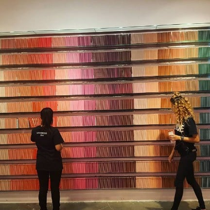 Kylie Lip Kit Wall