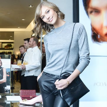 Karlie Kloss's Coach Store Opening Outfit