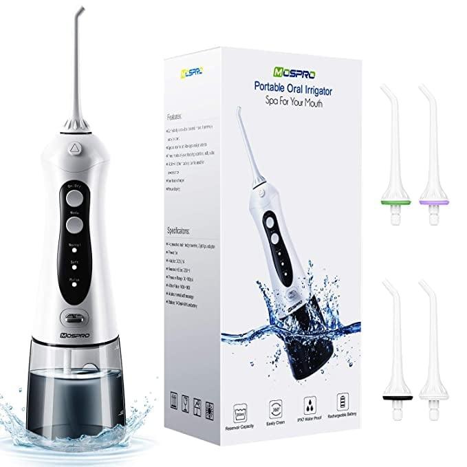 Rechargeable Water Flosser