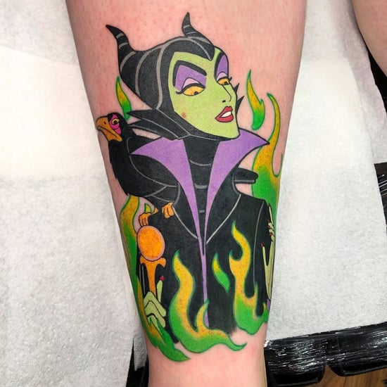 Disney Villain Tattoo Ideas and Inspiration