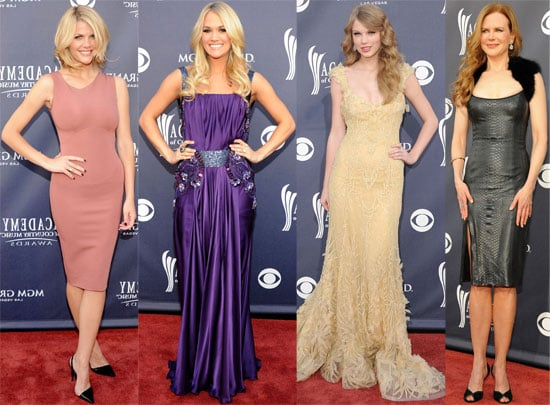 Pictures From the 2011 Academy of Country Music Awards