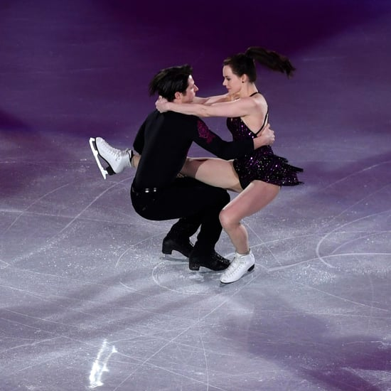 Tessa Virtue and Scott Moir Tragically Hip Gala Performance