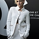 Kristen Stewart With a Pixie Haircut