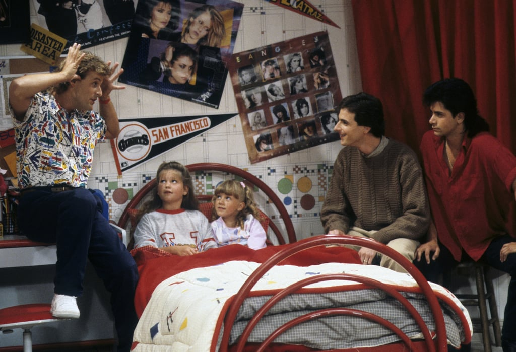 D.J. and Stephanie's Childhood Bedroom