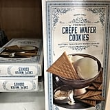 Trader Joe's Crepe Wafer Cookies ($2)