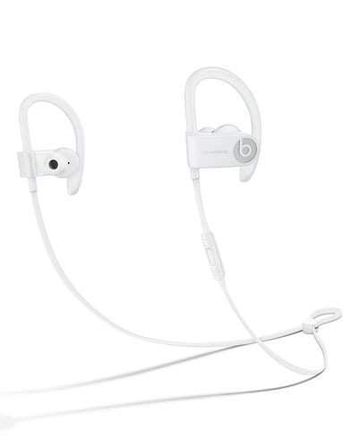 Beats by Dr. Dre White Powerbeats 3 Wireless Earphones  c01e7385ce