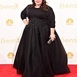Melissa McCarthy at the 2014 Emmy Awards