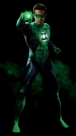 Ryan Reynolds as Green Lantern Pictures
