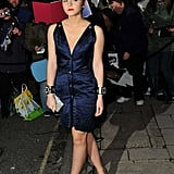 Emma at the Finch & Partners' pre-BAFTAs party in 2011.
