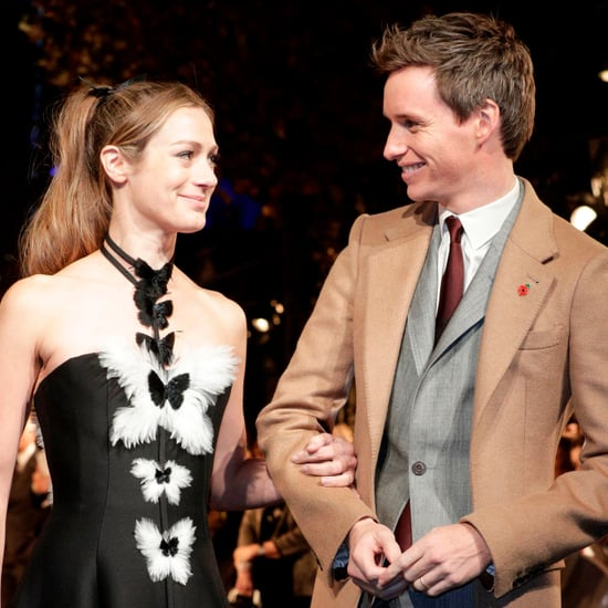 Eddie Redmayne and Hannah Bagshawe Pictures Together