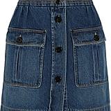 Chloé Denim Mini Skirt