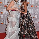 Suki Waterhouse and Winnie Harlow