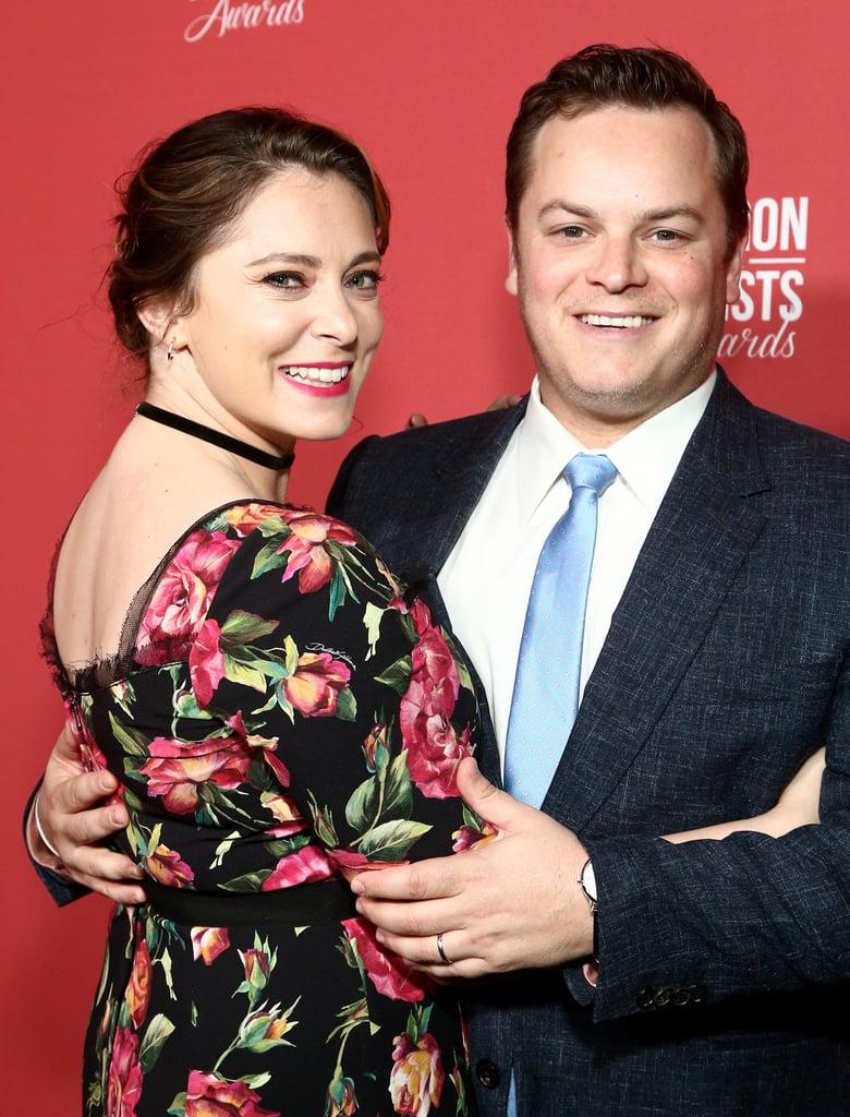 Rachel Bloom and Dan Gregor