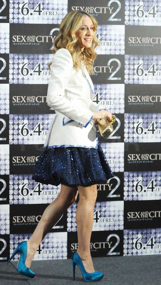Pictures from SATC Japan