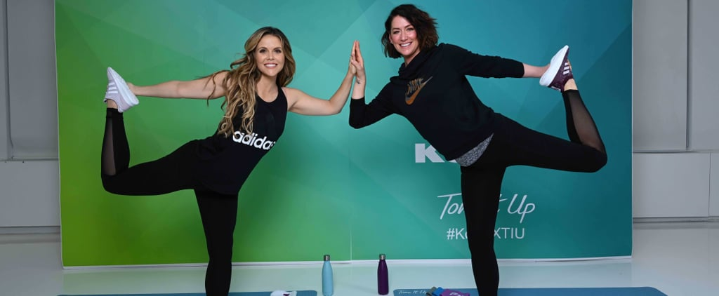 Tone It Up's Katrina Scott on Losing Weight After Birth