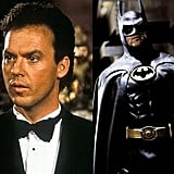 Michael Keaton as Bruce Wayne/Batman