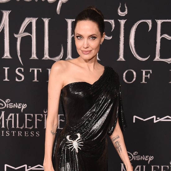 Angelina Jolie Talks About Brad Pitt Divorce