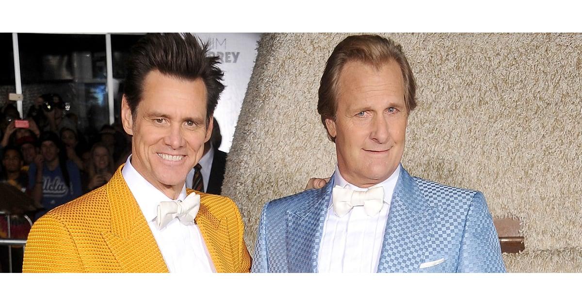Dumb and Dumber To Red Carpet Interview | POPSUGAR Celebrity