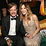 Pictured: William H. Macy and Felicity Huffman