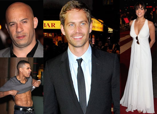 20/03/2009 Fast and Furious Premiere