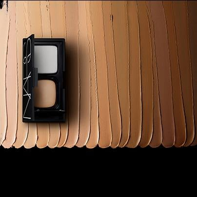 Catering to just about every skin tone out there, Nars's Radiant Cream Compact Foundation Collection  ($38 each) has compacts that range from light ivory to deep cocoa.