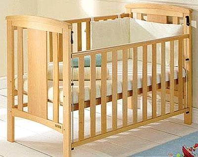 Drop Side Cribs New Baby Gear Safety Regulations 2012