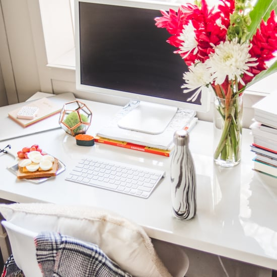 How to Organize Your Work Space