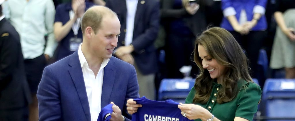 Prince William and Kate Middleton Present a Special Honour on Their Canadian Tour
