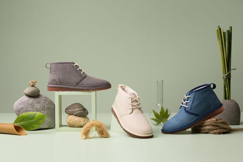 UGG Is Coming Out With a Sustainable Plant Power Collection